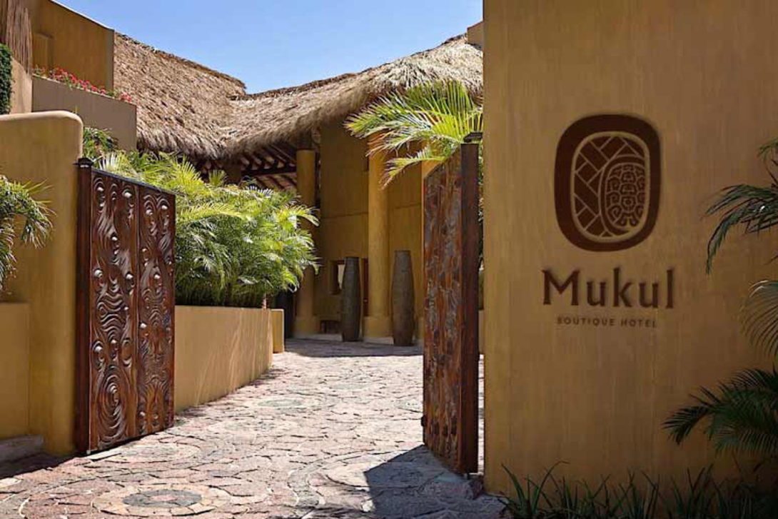 Mukul, a luxury boutique hotel in Guacalito de la Isla, a new $250-million, 1,670 acre private beach community on Nicaragua's Emerald Coast, opened in 2013. It has 37 accommodations, each with an ocean view, pool and private staff. Other resort amenities include a spa, a beach club, a swimming pool and a golf course designed by David McLay Kidd.