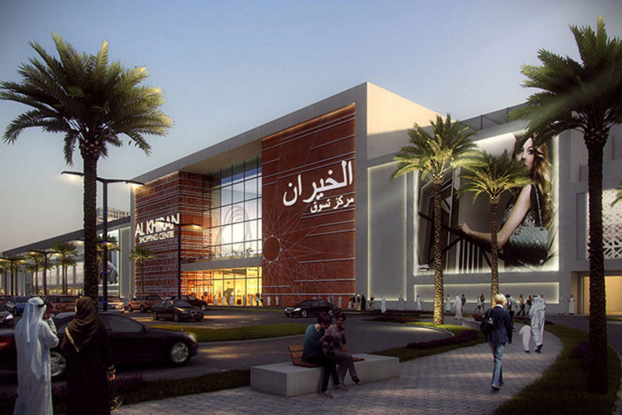 The multi-million dollar Al Khiran development will be at the heart of the Sabah Al Ahmad Sea City. Valued at US$ 700 million, the resort-style project which will be spread across 350,000 m2 of water-front will eventually create significant opportunities for Kuwait's tourism and business growth. It will include Kuwait's first high-end Outlet Mall, two high-rise residential towers, one furnished apartments tower, a marina to house over 900 boats - the biggest in Kuwait - and a 5-star resort style hotel with an international spa component.