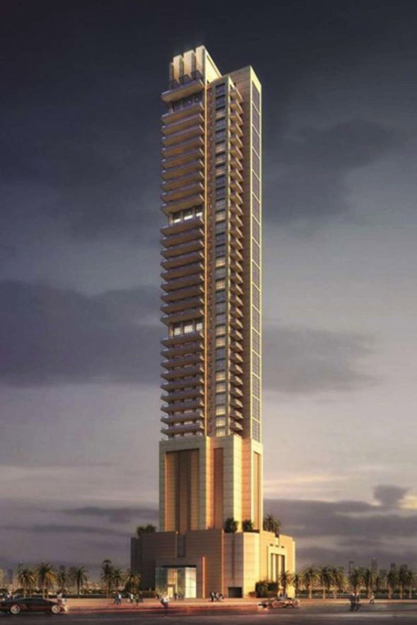 Nestled in the heart of Downtown Dubai, The 118 is built on an exceptional monolithic platform that stands 14 storeys high. The 118 setsthe bar as the ultimate residential address for only a discerning few with its unique collection of 27 spacious, full-floor residences.